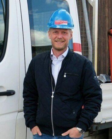 Morten Helgesen, Department Manager – Mechanical